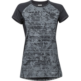 Marmot Crystal Shortsleeve Shirt Women black
